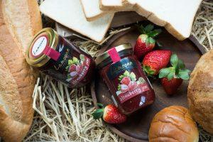 Stratwberry Lamoonn Jam
