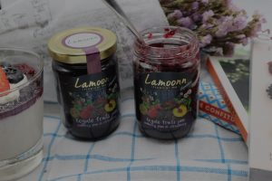 Royale Fruits jam by Lamoonn Jam